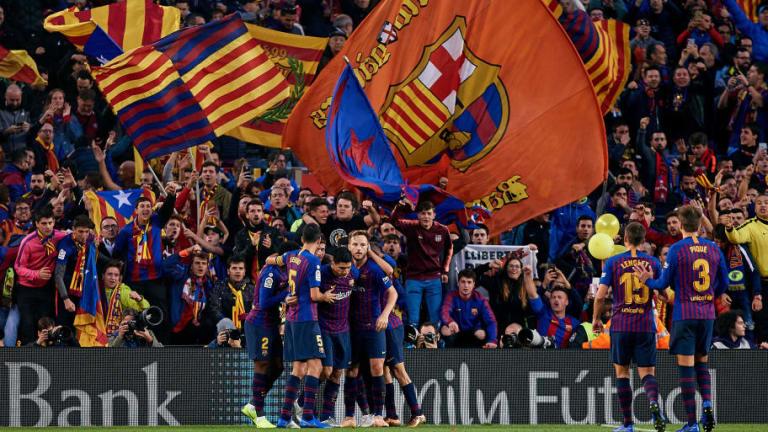 NOSTALGIA   El Barcelona volvió sus orígenes y humilló al Real Madrid