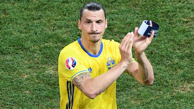 La Federación Sueca informa que Ibrahimovic no irá al Mundial y Zlatan no se queda callado