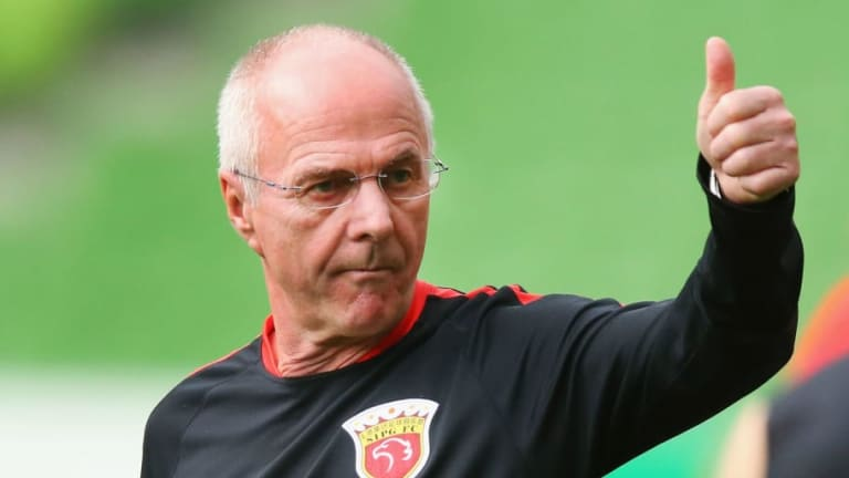 Ex-England Boss Sven-Goran Eriksson in Talks Over Becoming Iraq Head Coach