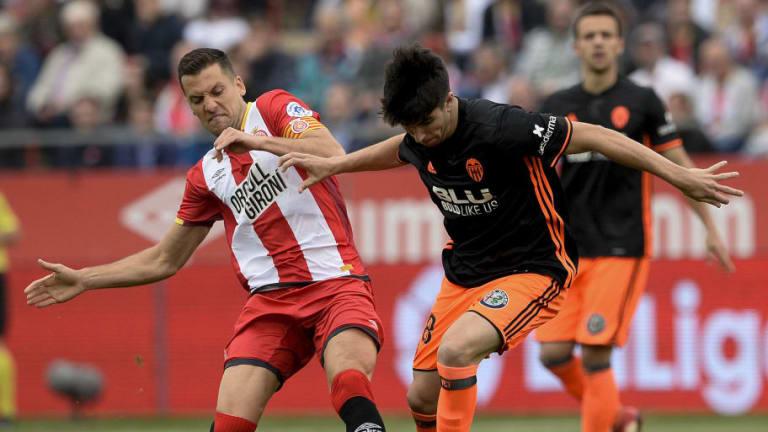 Valencia-Girona | Alineaciones confirmadas