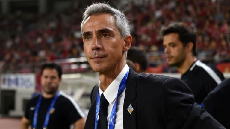 Saints Hold Talks With Former Leicester Boss Paulo Sousa as Club Line Up Mark Hughes Replacement