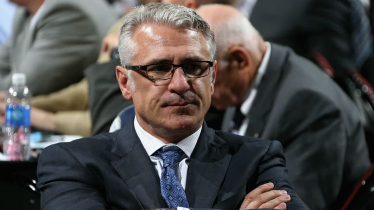 Hurricanes Terminate Demoted GM Ron Francis's Contract