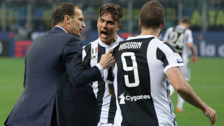 'You're Ruining the Game': Juventus Boss Allegri Launches Into Furious TV Rant After Win Over Inter