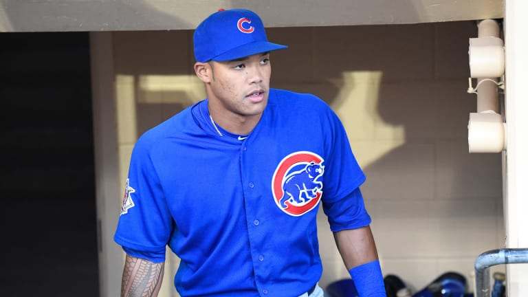 Cubs Tender Contract to Addison Russell Amid Suspension for Domestic Violence