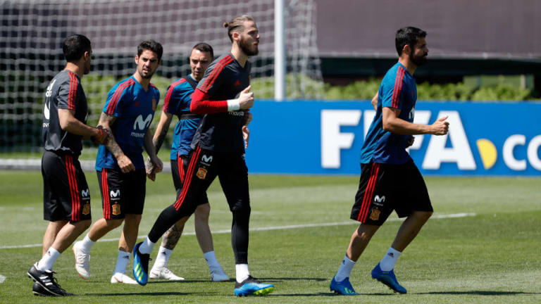 Fernando Hierro Hints At Diego Costa Start & Confirms De Gea Will Play Against Russia On Sunday