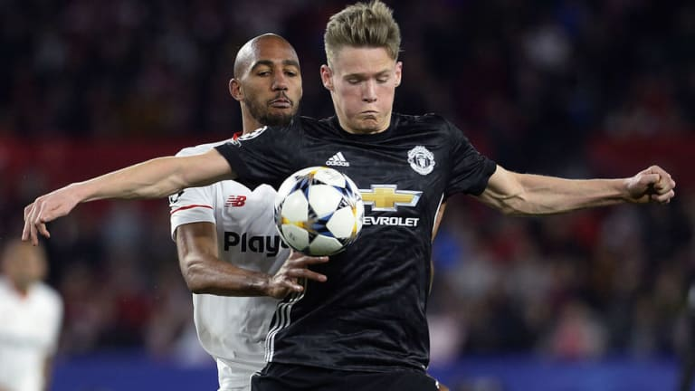 Scott McTominay Reveals Incredible 12-Month 10-Inch Growth Spurt During Man Utd Academy Days