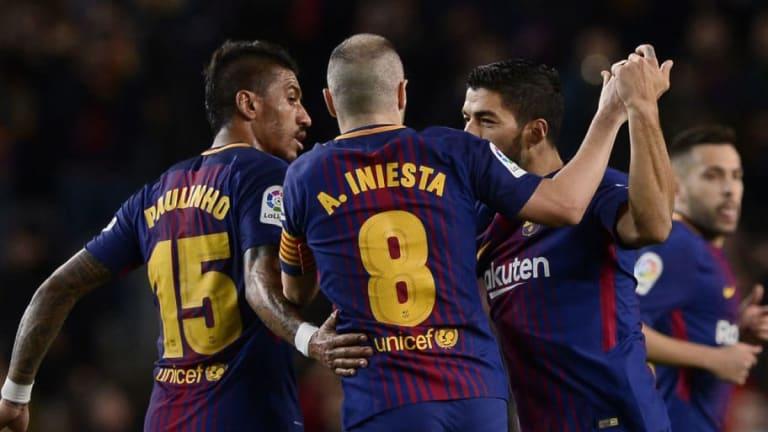 La posición con mejor relevo en la cantera del FC Barcelona