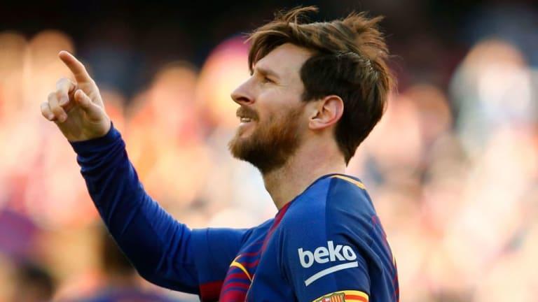 """La increíble confesión de Messi sobre su dieta: """"Con 22 años comía..."""""""