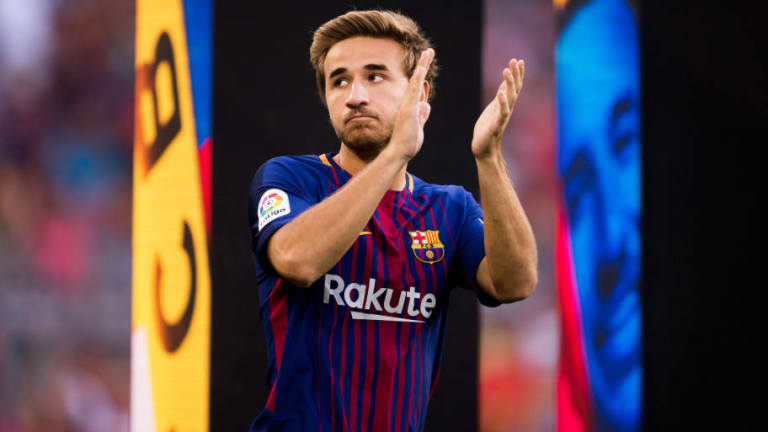 Barcelona Hand Sergi Samper the No.16 Jersey as Club Confirms He Will Stay at  Camp Nou