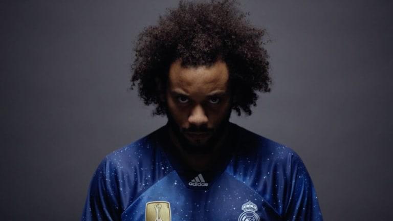 La camiseta más galáctica de la historia del Real Madrid