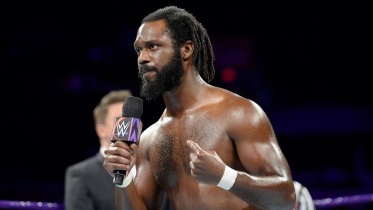 WWE Releases Rich Swann, Weeks After Domestic Violence Charges Dismissed