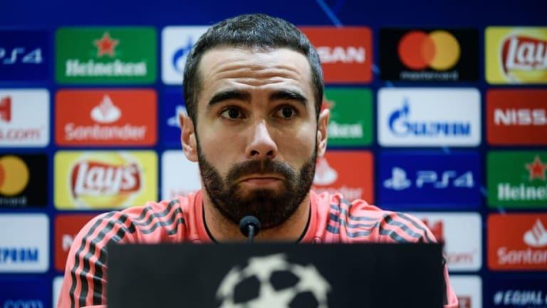 Dani Carvajal Admits Confusion at Real Madrid's 'El Shambolico' Season Ahead of Huge Roma Game