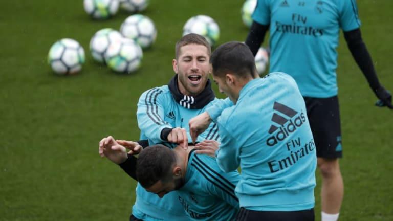 La troleada de Ramos y Achraf a Carvajal tras su última foto de Instagram
