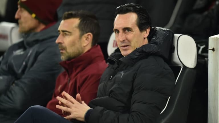 Unai Emery Fined £8,000 After Admitting Misconduct Following Brighton Water Bottle Incident