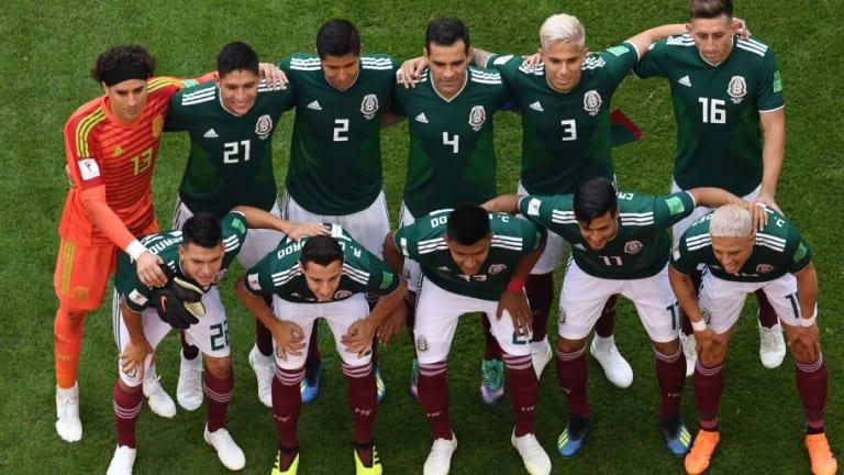 REVELADO   Se filtra el color de la equipación de México para la Copa Oro 2019