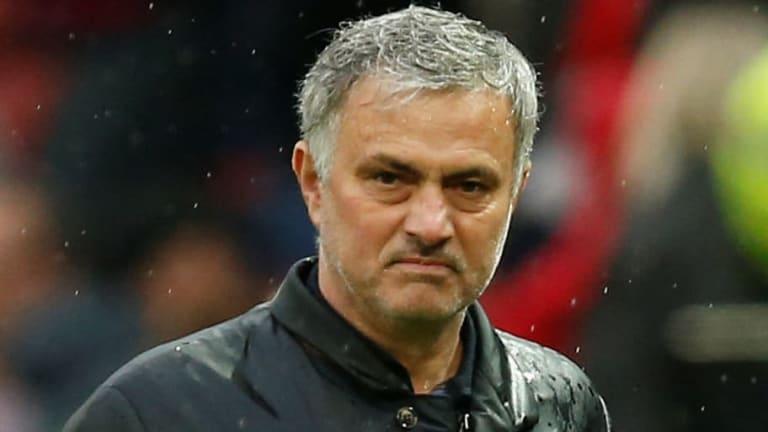 HUMILLACIÓN  El feo que le hizo José Mourinho al Club América