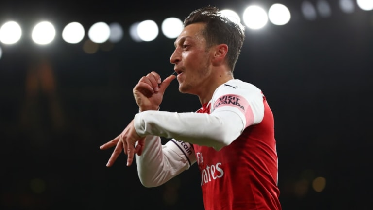 Mesut Ozil Reveals Preferred Position But Insists He Will Work Hard Wherever Unai Emery Plays Him