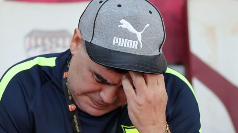 DURÍSIMO | Diego Maradona liquidó a Jorge Sampaoli y a la Selección Argentina