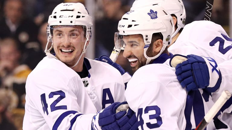Stanley Cup Playoffs Roundup: Toronto Stops Late Surge From Boston to Force Game 6