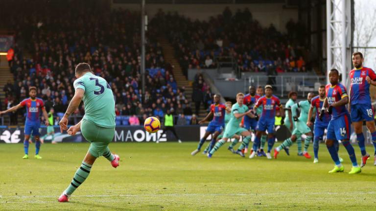 Granit Xhaka Reveals How Unai Emery Inspired Sensational Free Kick vs Crystal Palace