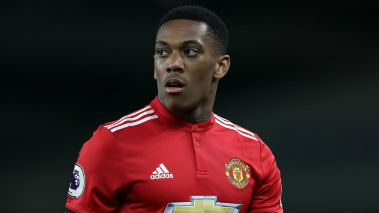 Anthony Martial Set to Be Offered New Five-Year Deal at Man Utd Against Wishes of Jose Mourinho