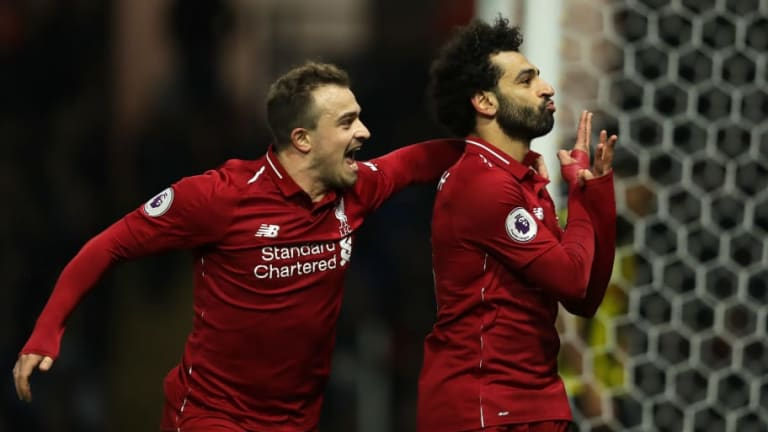 Shaqiri Claims Liverpool Will Fight 'Until the End' for Title & Jokes About Everton Fan Interest