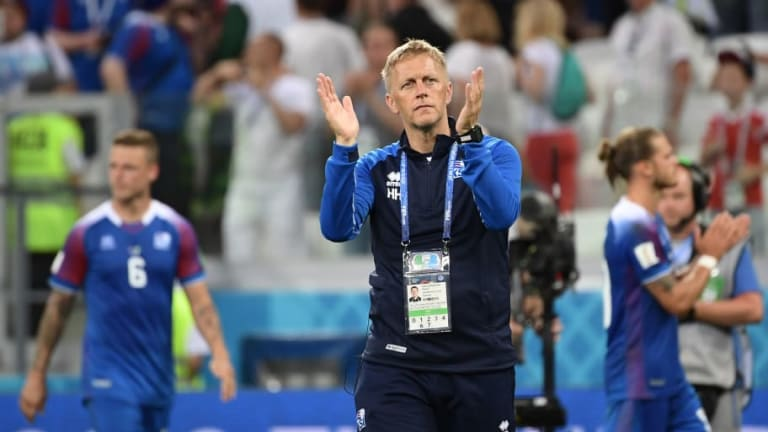 Iceland Manager 'Confident' of World Cup Victory Over Croatia Despite Humbling Loss Against Nigeria
