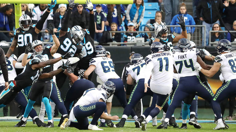 Seahawks in Control of Their Playoff Destiny After Victory Against Panthers