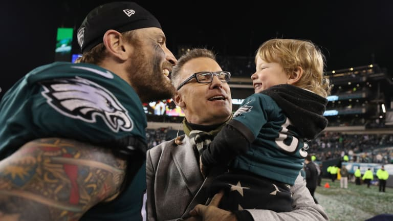Traina Thoughts: Chris Long Has Put His Money Where His Mouth Is In Many Ways