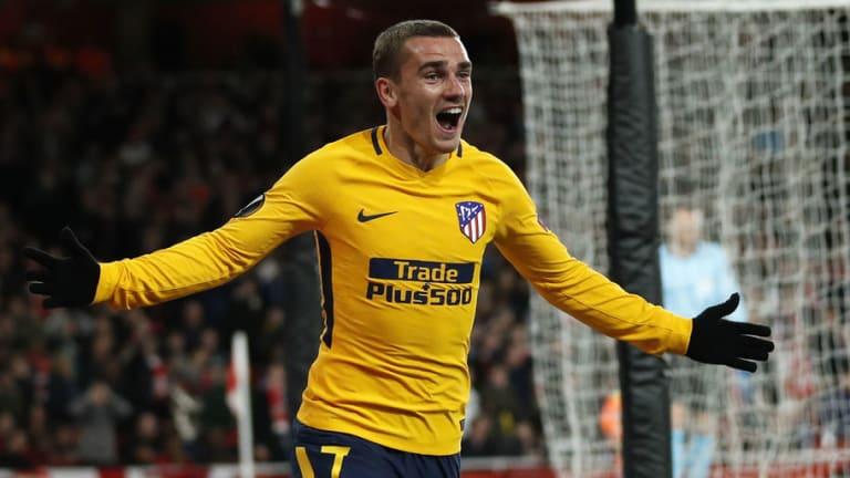 Arsenal 1-1 Atletico Madrid: Griezmann Strikes Late to Earn Away Goal & Hand Atleti Advantage