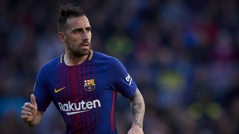 Southampton Ready to Offer €20m for Out of Favour Barcelona Striker Paco Alcacer