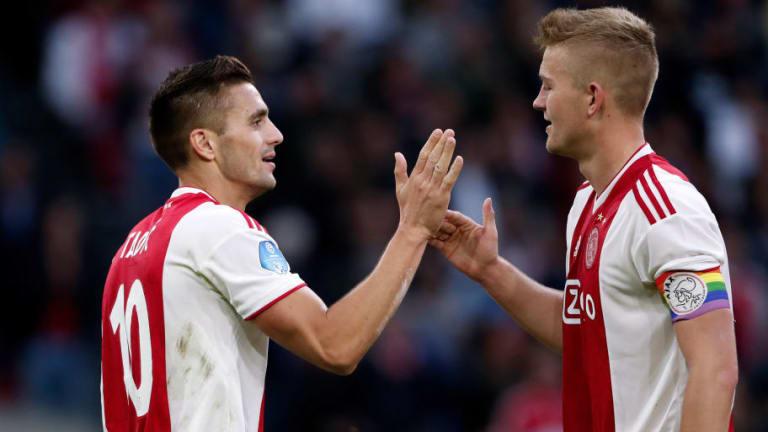 Matthijs de Ligt Reveals Why He Might Choose Barcelona if He Ends Up Leaving Ajax
