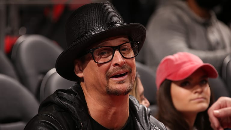 Traina Thoughts: CM Punk Had The Most Interesting Reaction to NHL Naming Kid Rock All-Star Game Performer