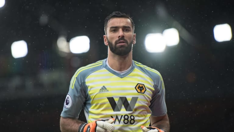 Wolves Agree to Pay €18m Fee to Sporting CP After Controversial Summer Signing of Rui Patricio