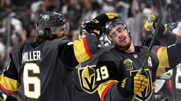 Stanley Cup Playoffs: Vegas Takes Game 4, One Win Away From Stanley Cup Final