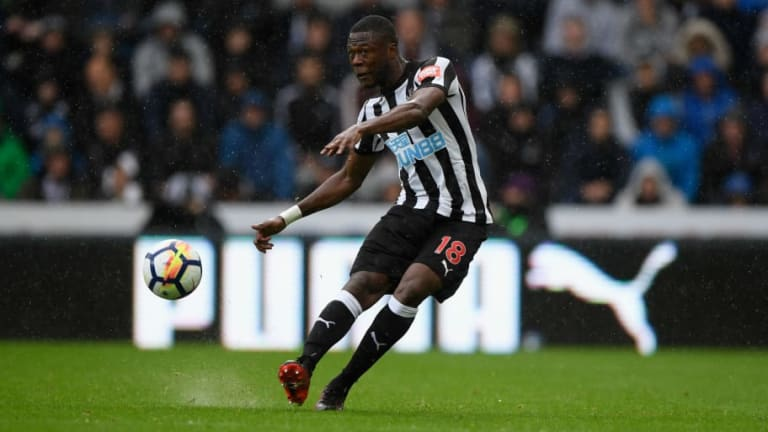 Newcastle Defender Chancel Mbemba Joins Porto for Undisclosed Fee