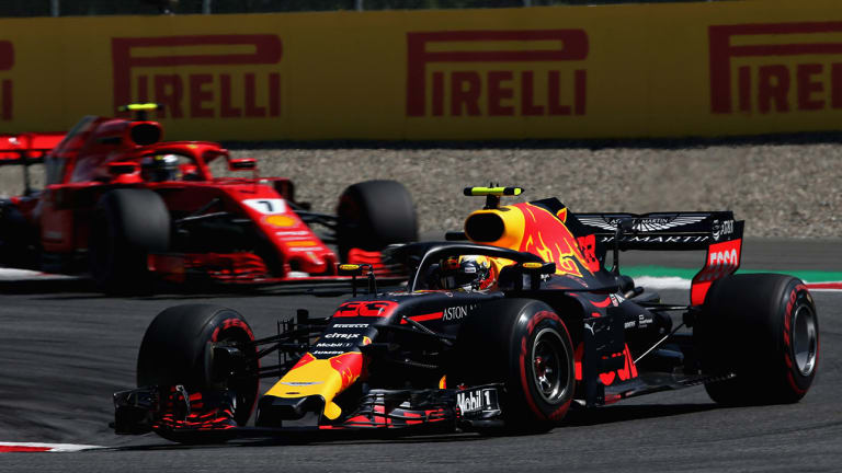 Calm Verstappen Wins Austrian GP on Bleak Day for Mercedes