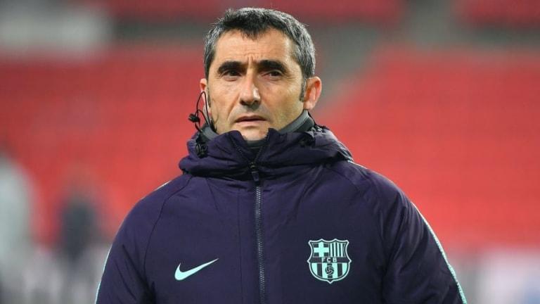Valverde recupera efectivos de cara al partido de Copa del Rey