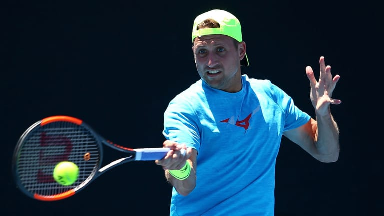 Tennys Sandgren Deletes Tweets to 'Move Forward' After Scrutiny of Social Media
