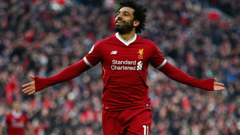 Liverpool Restaurant to Give Away Free Food Every Time Mo Salah Scores for Reds
