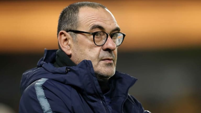 Maurizio Sarri Planning Inquest After Highlighting 'Individual Mistakes' Against Leicester City