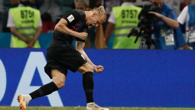 Croatia Defender Escapes Ban for England Clash After Posting Controversial Video on Social Media