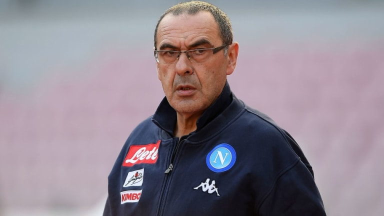 Chelsea Offer €4m for Maurizio Sarri While Ex-Napoli Boss Eyes Blues Legend for Backroom Staff