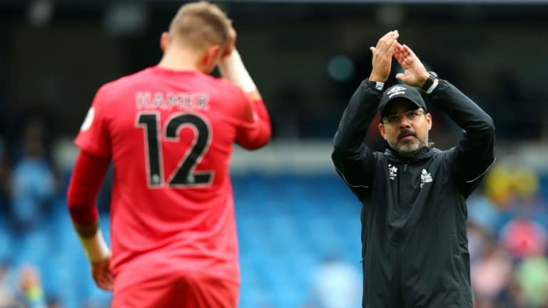 David Wagner Hints at Who He'll Make Huddersfield's First Choice Goalkeeper This Season