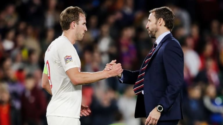Harry Kane and Gareth Southgate to Receive OBEs After England's Impressive World Cup Showing