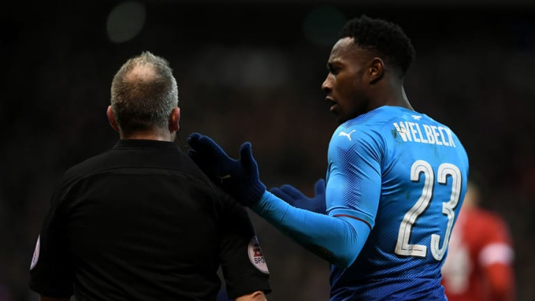 Arsenal Fans Slaughter Danny Welbeck on Twitter After Disappointing Östersund Performance