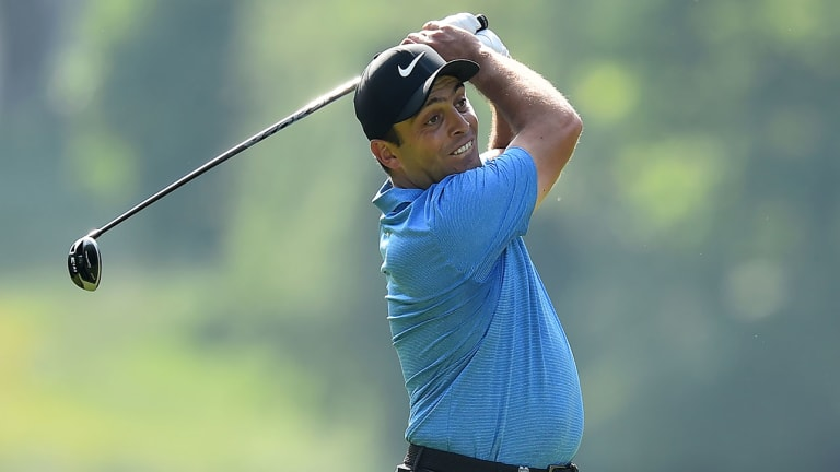 Francesco Molinari Tied With Rory McIlroy After Three Rounds at Wentworth