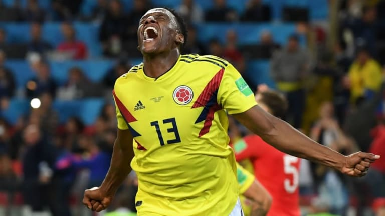 Why Tottenham Should Move to Sign Colombia Defender Yerry Mina From Barcelona