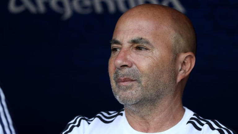Jorge Sampaoli Insists He'll 'Come Back Stronger' After World Cup Exit Following 4-3 Loss to France