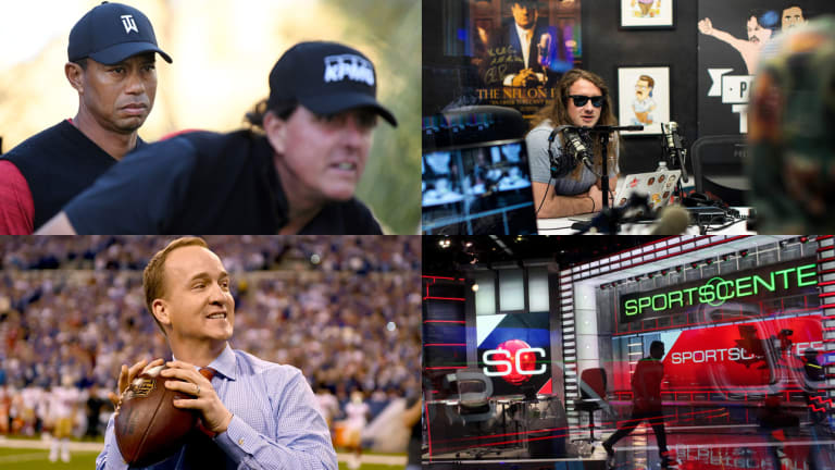 Traina Thoughts: The Biggest Sports Media Stories of 2018